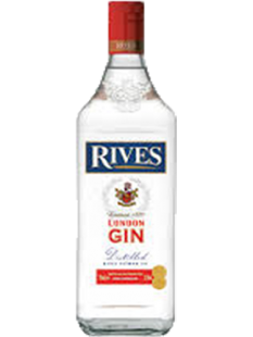 Gin Rives 1880 London Dry Gin