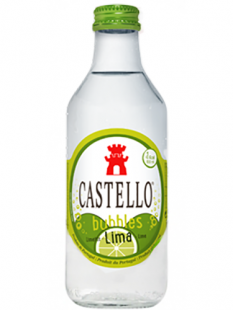 Água Castello Bubbles Lima 0