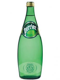 Água Perrier 0,75L