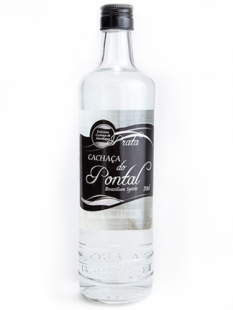 Cachaça Do Pontal Prata
