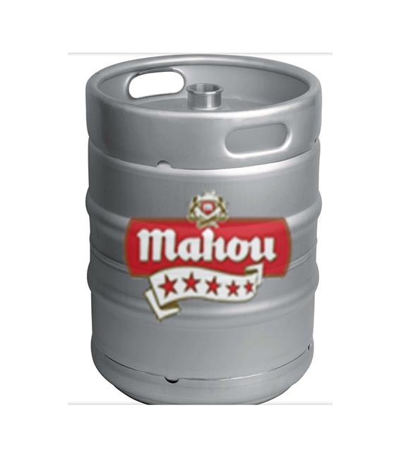 Cerveja Mahou Barril 30 L Branca
