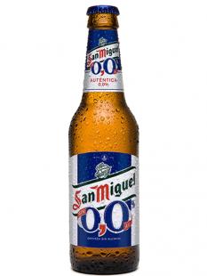 Cerveja Mahou San Miguel Sem Álcool 0,0%
