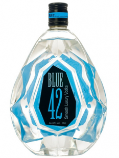 Gin Blue 42 Luxury Smooth