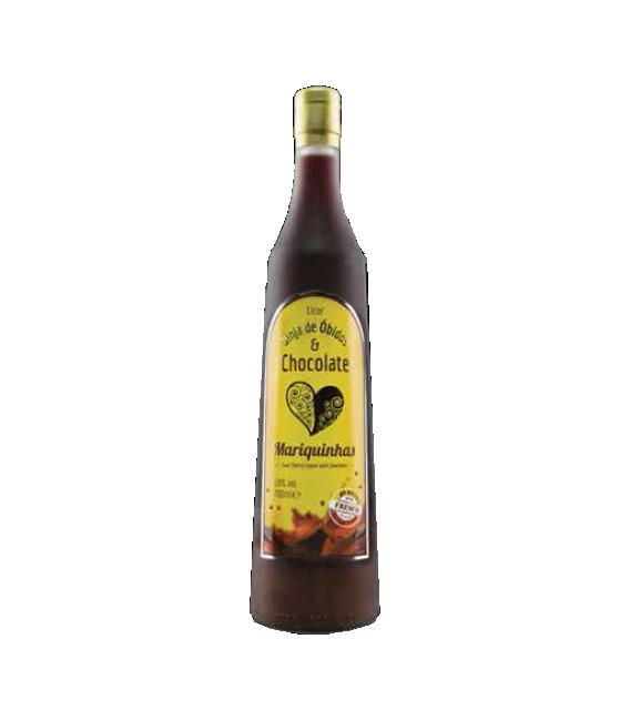 Ginja Mariquinhas Com Chocolate 07