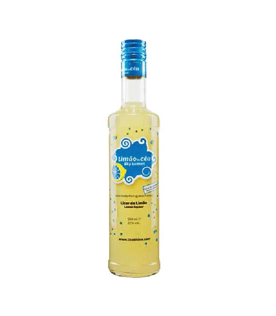 Ginja Mariquinhas Licor Limão