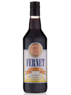 Licor Fernet Messina