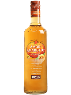 Licor Rives Amor Amaretto sem alcool