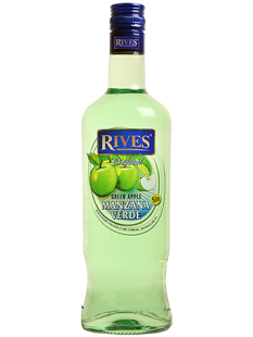 Licor Rives Manzanas Verdes sem alcool