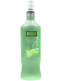 Licor Rives Manzanas Verdes