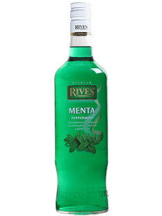 Licor Rives Menta