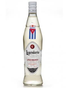 Rum Legendário Añejo Blanco