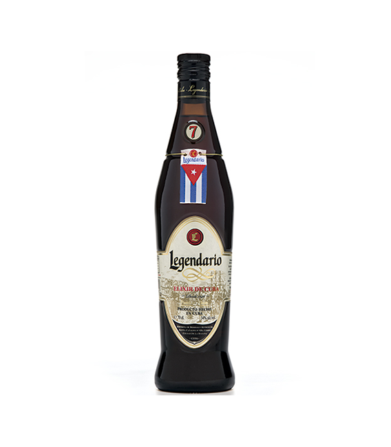 Rum Legendário Elixir De Cuba