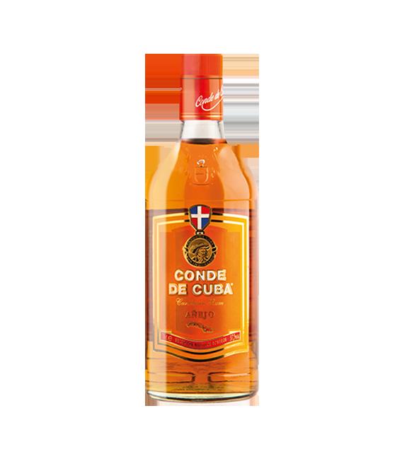 Rum Rives Conde De Cuba Añejo