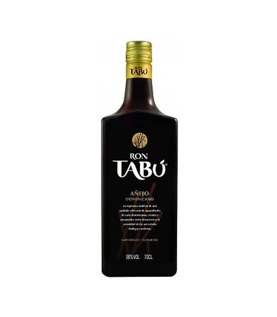 Rum Tabú Añejo