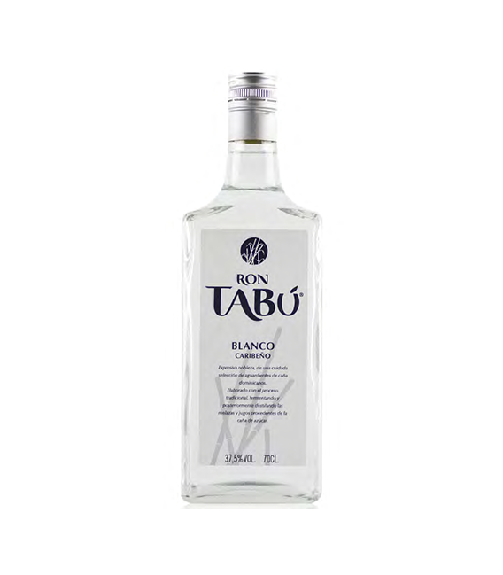 Rum Tabú Blanco