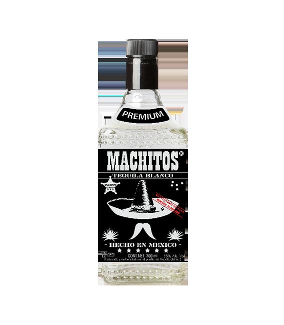 Tequila Machitos Blanco