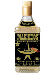 Tequila Machitos Reposado