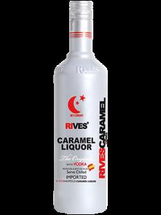 Vodka Rives Caramel Liquor