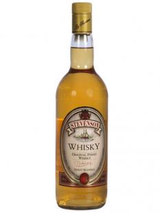 Whisky Stevenson